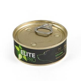 TiTBiT ВИА Консервы для собак Elite Pro Кролик (006603), 0,100 кг