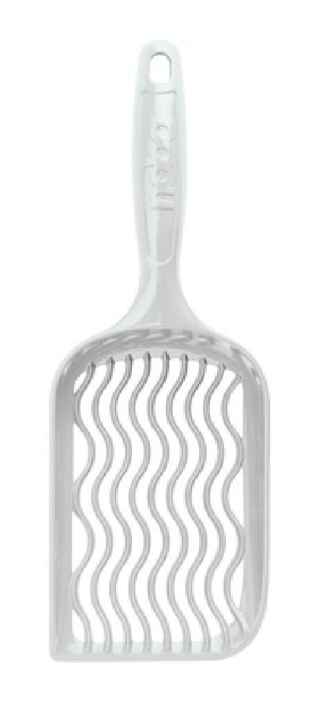 Canada Litter Совок для уборки лотка Noba, жемчужно-серый (NOBA® Premium Scoops - Pearl Grey) NOBA-ZCO-PEGR, 0,090 кг, 33528
