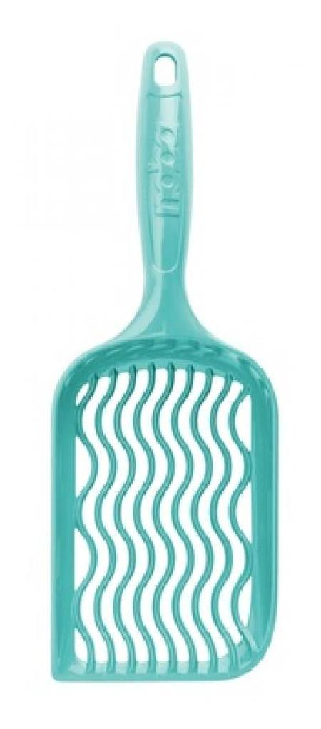 Canada Litter Совок для уборки лотка Noba, бирюзовый (NOBA® Premium Scoops - Teal) NOBA-ZCO-TEAL, 0,090 кг, 33531