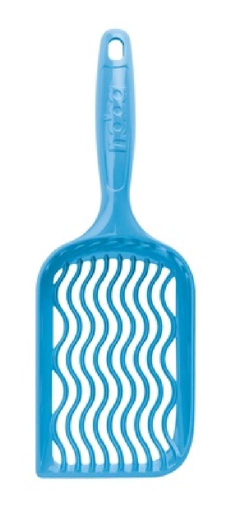 Canada Litter Совок для уборки лотка Noba, голубой (NOBA® Premium Scoops - Blue) NOBA-ZCO-BLU, 0,090 кг, 33525