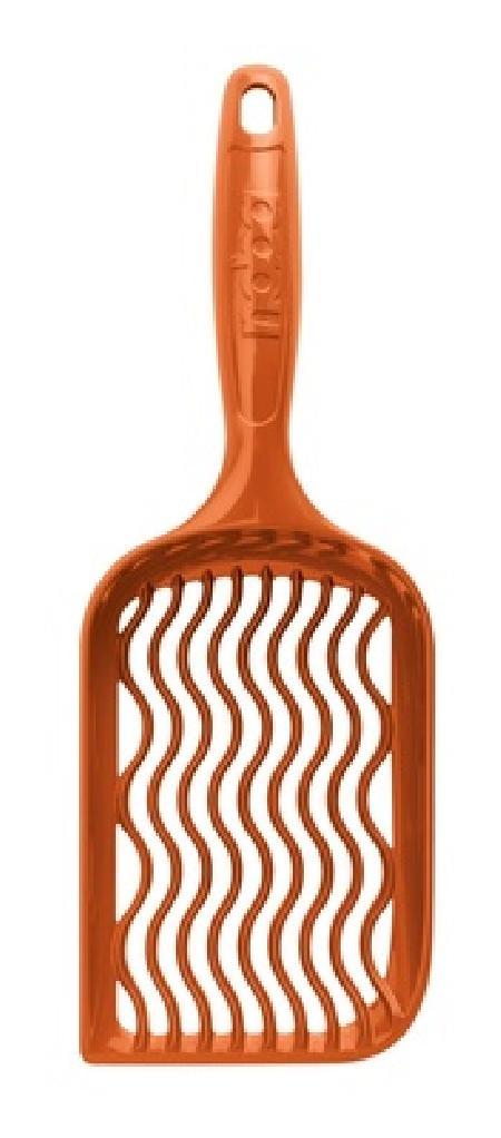 Canada Litter Совок для уборки лотка Noba, оранжевый (NOBA® Premium Scoops - Orange) NOBA-ZCO-ORA, 0,090 кг, 33529