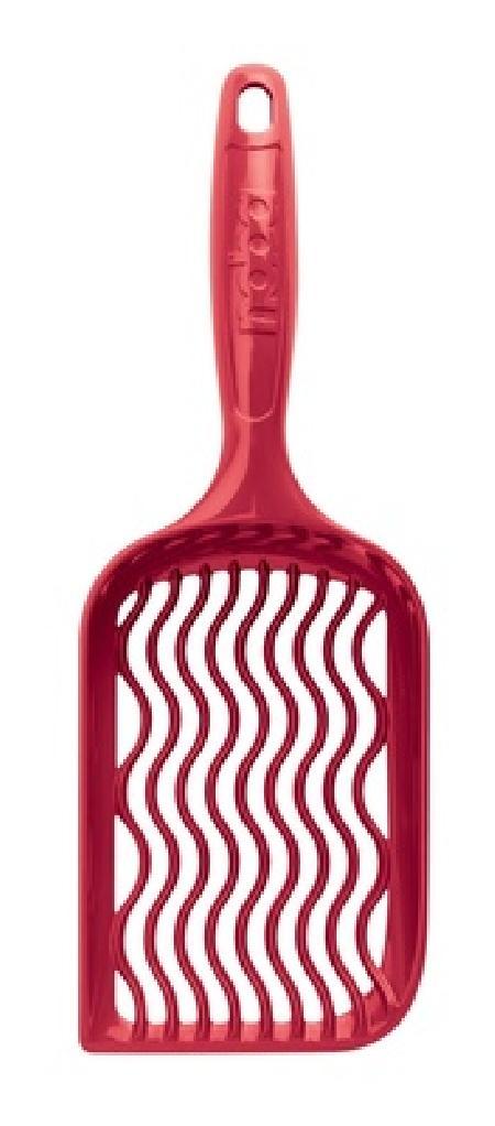 Canada Litter Совок для уборки лотка Noba, рубиновый (NOBA® Premium Scoops - Ruby Red) NOBA-ZCO-RUBY, 0,090 кг, 33530