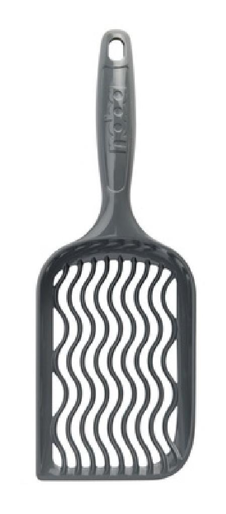Canada Litter Совок для уборки лотка Noba, угольный (NOBA® Premium Scoops - Charcoal) NOBA-ZCO-CHAR, 0,090 кг, 33526