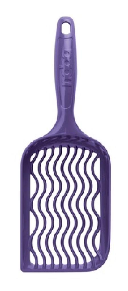 Canada Litter Совок для уборки лотка Noba, фиолетовый (NOBA® Premium Scoops - Ultra Violet) NOBA-ZCO-UV, 0,090 кг, 33532