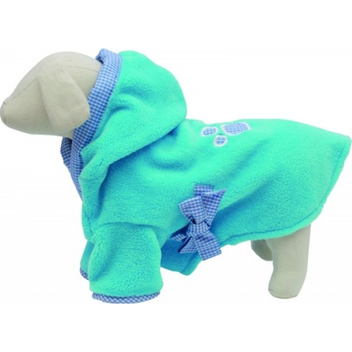 Ferribiella одежда Банный халатик (голубой) размер S (ACCAPPATOIO SMALL AZZURRO) ABF142/S, 0,150 кг, 13471