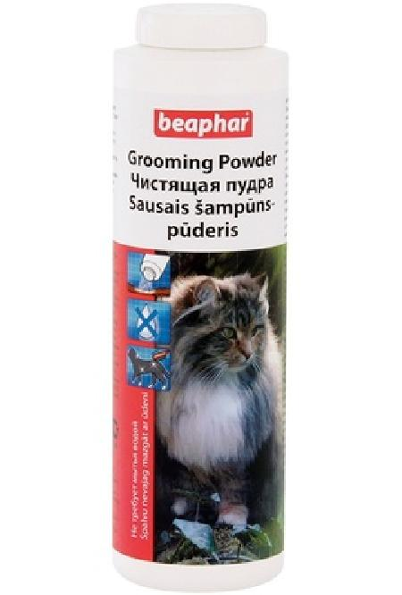 Беафар 10474 Grooming Powder Чистящая пудра дкошек 150г