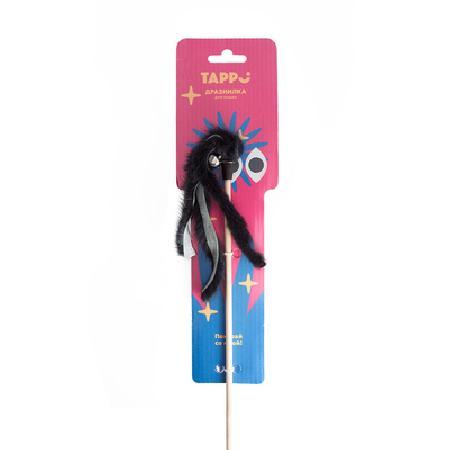 Tappi игрушки Игрушка Роуди дразнилка  для кошек  пальма из натурального меха норки 29оп66, 0,022 кг, 37617