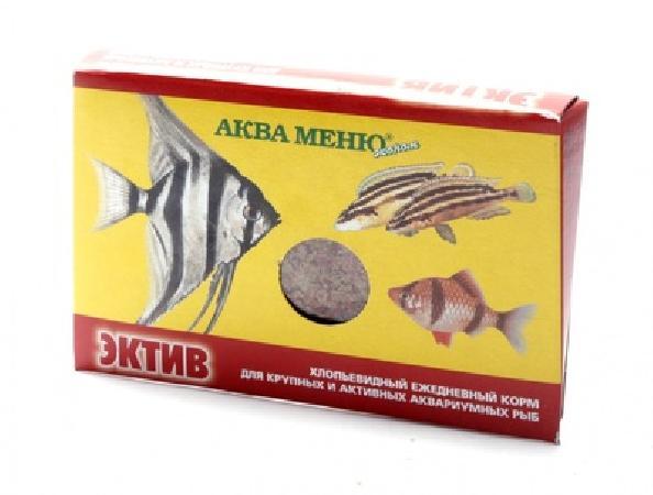 Аква Меню Корм Эктив 650218, 0,011 кг