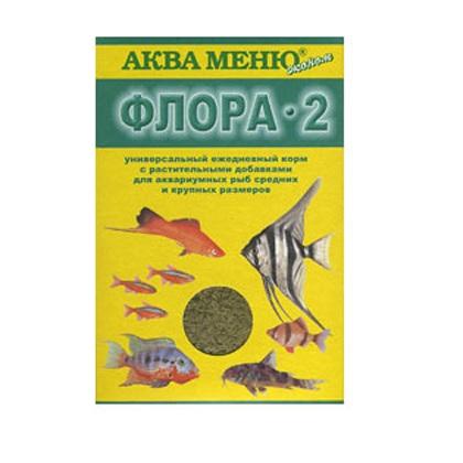 Аква МЕНЮ Флора - 2 (155440)