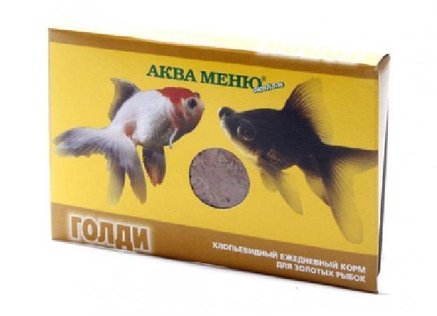 Аква Меню Корм Голди   650256, 0,011 кг
