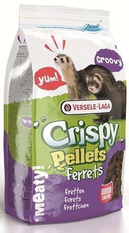 Versele-Laga Crispy Pellets корм для хорьков, гранулированный 3 кг