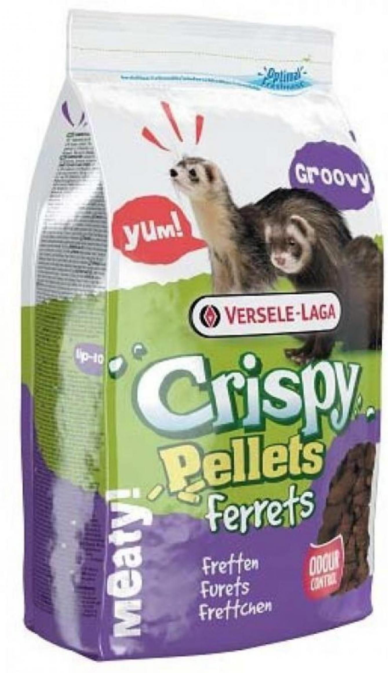 Versele-Laga Crispy Pellets корм для хорьков, гранулированный 700 гр