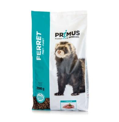 Benelux корма Корм для хорьков (PRIMUS FERRET), 2,500 кг, 30014