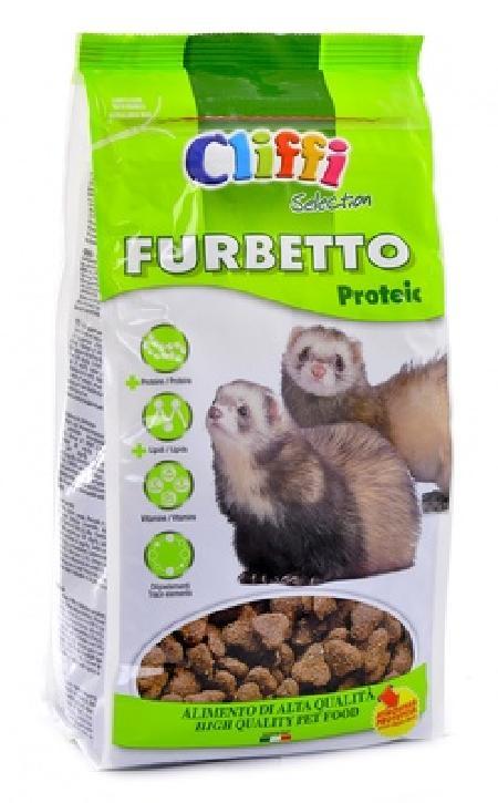 Cliffi (Италия) Корм для хорьков протеиновый (Furbetto proteic SELECTION) PCRA042, 0,800 кг, 34059