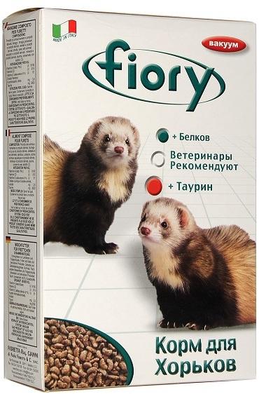 Fiory Farby корм для хорьков 650 гр