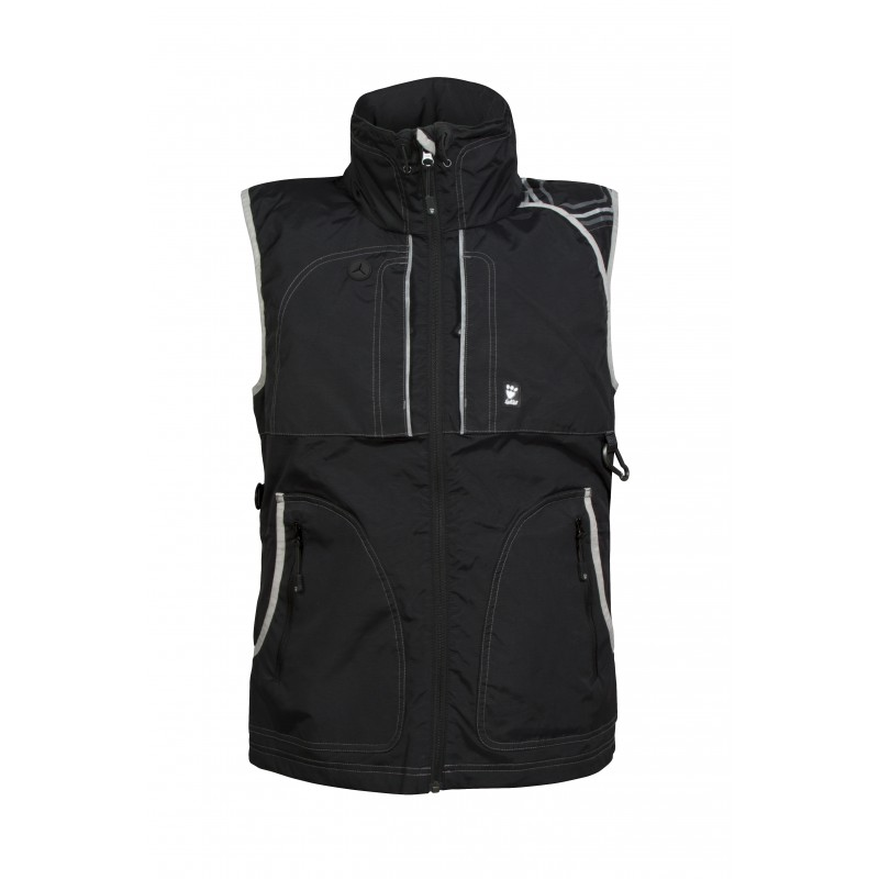 932625 Жилет дрессировщика Hurtta Trainers Vest размер L гранитный