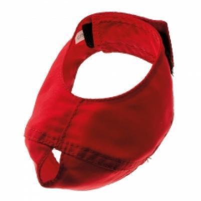 ZooOne намордник (нейлон) для кошки M (2,7 - 5,4 кг), красный