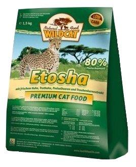 Wildcat Корм для кошек Etosha (курица и лесные ягоды) 500г, WCE05