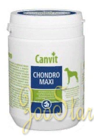 Canvit ВИА Витамины с глюкозамином и хондроитином д/суставов и связок, 0,5таб.-10кг (Сhondro Maxi), 0,25 кг, 14978