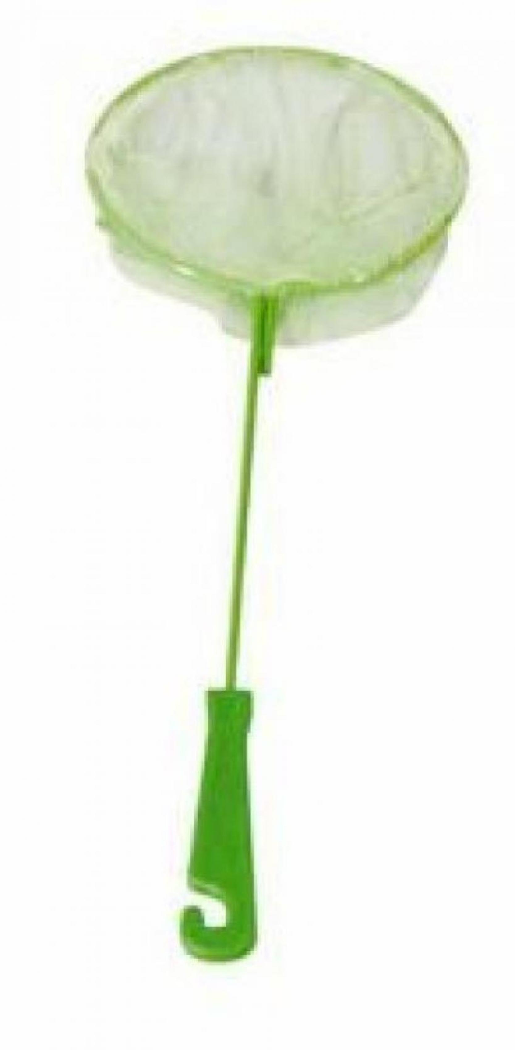 Redplastic Сачок аквариумный, круглый, D 90 (металл) пластиковая ручка, RP7065