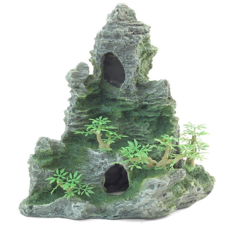 004KD Грот Скала с пещерой