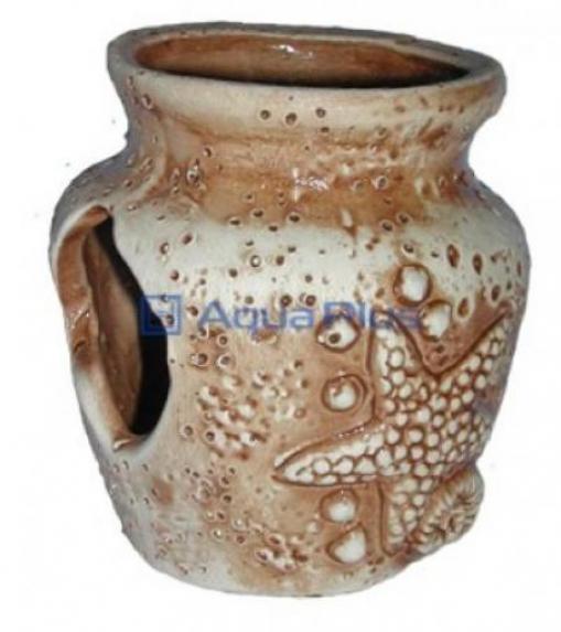 07 Амфора-вазончик (6,5х7х7,5 см)
