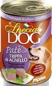 Special Dog консервы для собак паштет рубец ягненка 400г