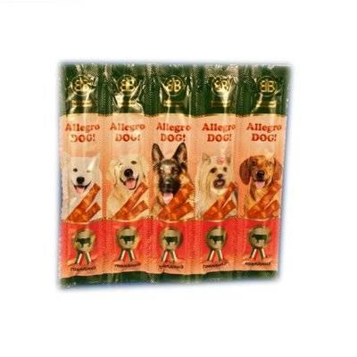 B&B Allegro ВИА Колбаски для собак с говядиной, 5шт (36447), 0,050 кг, 18577