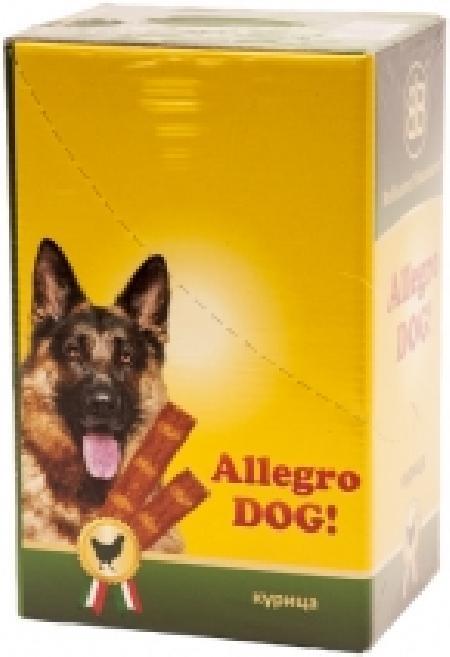 B&B 66516 Аллегро Дог Колбаски д/собак Курица 30шт, 36651