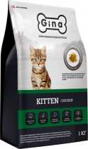 GINA Kitten Chicken 3 кг,