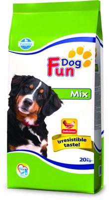 FARMINA ВИА Сухой корм для для взрослых собак Fun dog  4503, 20,000 кг
