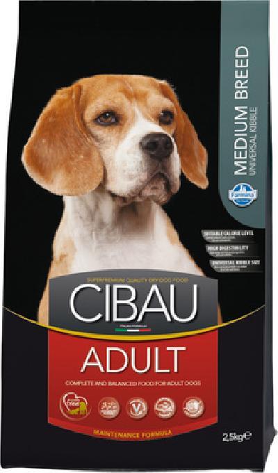 FARMINA ВИА Сухой корм для собак средних пород  CIBAU 5902, 12,000 кг