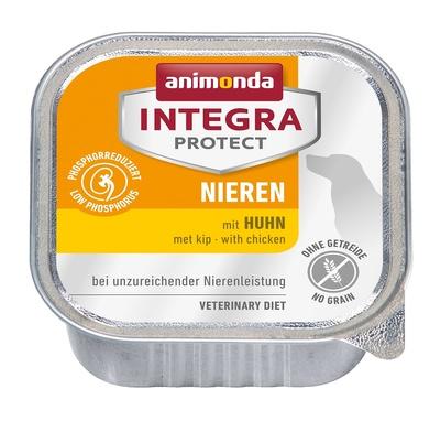 Animonda Консервы Integra для взрослых собак при почечной недостаточности с курицей (Renal) 001/86400, 0,150 кг