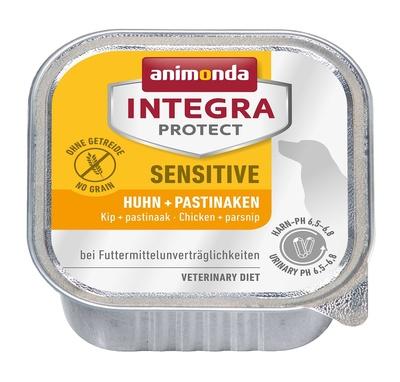 Animonda Консервы Integra для взрослых собак при пищевой аллергии с курицей и пастернаком (Sensitive) 001/86538, 0,150 кг