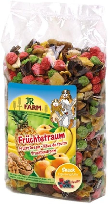 Jr Farm Смесь фруктовая мечта лакомство для грызунов 200 гр, 700100853