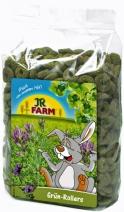JR FARM 04886 Зеленые колечки 500г, 900100853