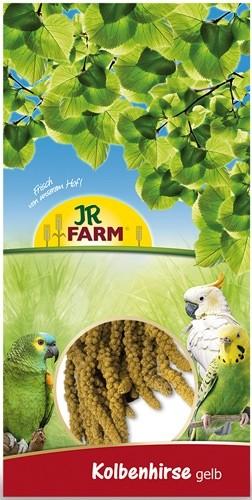 Jr Farm Ветка Просо желтое лакомство для птиц 250 гр