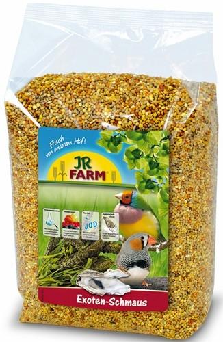 Jr Farm ВИА Корм для экзотических птиц Classic (8396)25536, 1 кг, 32018