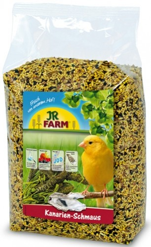 Jr Farm ВИА Корм для канареек Classic (8397)25537, 1 кг, 32019