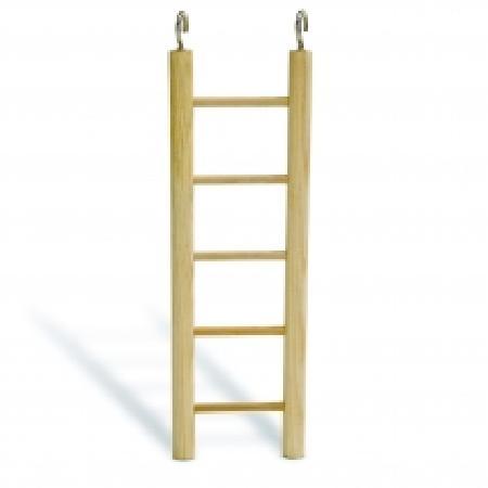 Beeztees 005004 Лестница деревянная 4 шага*20см