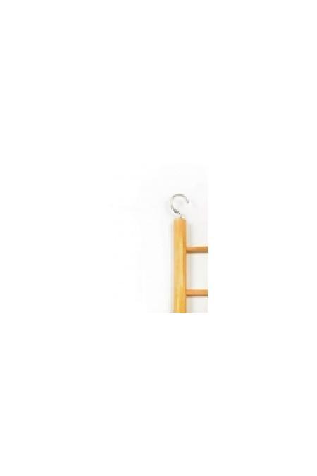 Beeztees 005005 Лестница деревянная 5 шагов*24см