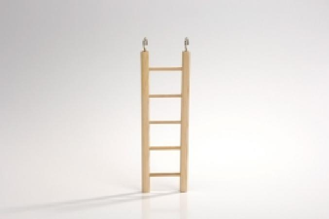 Beeztees 005006 Лестница деревянная 6 шагов*28см