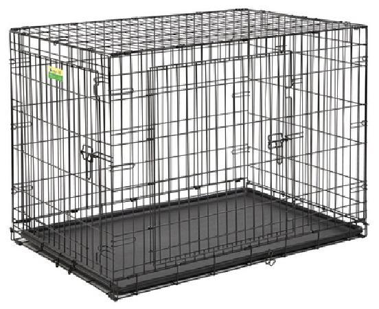 MidWest Клетка, 2 двери Contour 123х77х82h см, 21,999 кг