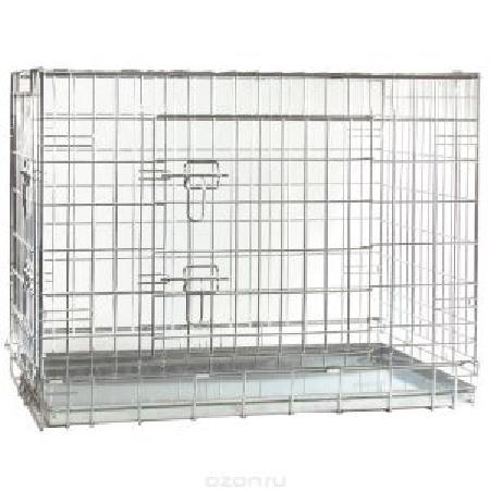 Beeztees 715772 Клетка для собак стальная 78*55*61см