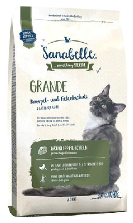Sanabelle Сухой корм для крупных пород кошек Grande 83420010, 10,000 кг