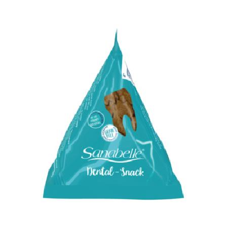 Sanabelle Dental Snack лакомство для кошек, для Чистки зубов 20 гр