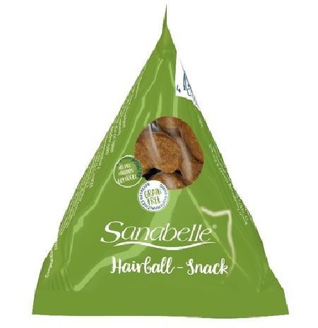 Sanabelle Hairball Snack лакомство для кошек, для Вывода шерсти 20 гр