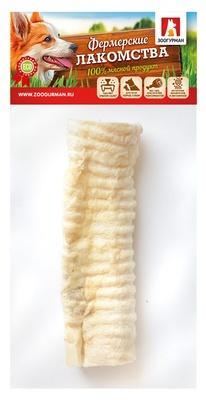 Зоогурман ВИА Лакомство для собак Трахея говяжья светлая (3981), 0,05 кг, 40879