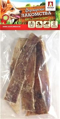 Зоогурман ВИА Лакомство для собак Хрящ лопаточный нарезка (4353), 0,05 кг, 40883