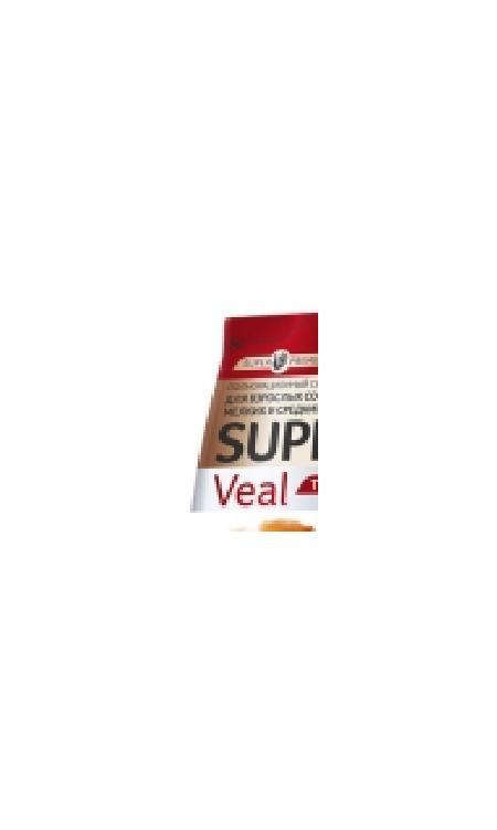 Зоогурман Сухой корм для собак малых и средних пород  с телятиной (4674), 1,200 кг